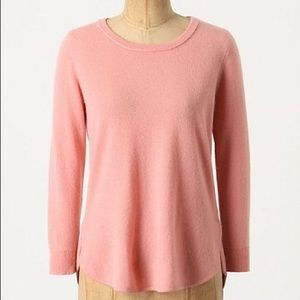 Sparrow Bonica Peach Cashmere Sweater